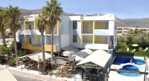 Тур в Minoa Hotel 2☆ Греция, о. Крит – Ираклион