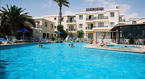 Гарячий тур в Hilltop Gardens 3☆ Кіпр, Пафос
