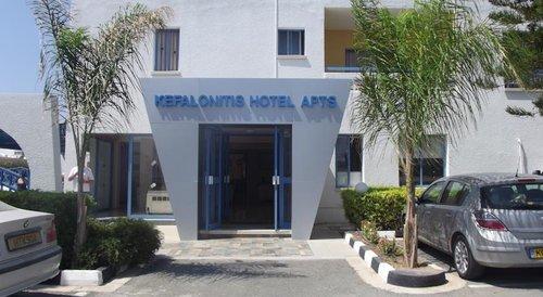Гарячий тур в Kefalonitis Hotel Apts 3☆ Кіпр, Пафос