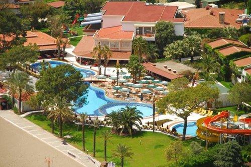 Тур в Club Boran Mare Beach 5☆ Турция, Кемер