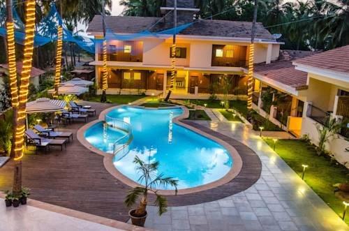 Тур в Sol Beso Resort Hotel 4☆ Индия, Северный Гоа