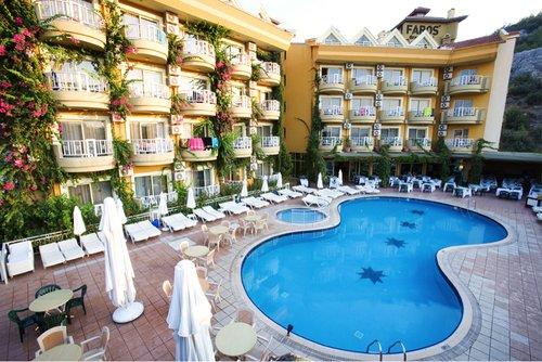 Гарячий тур в Grand Faros Hotel 4☆ Туреччина, Мармарис