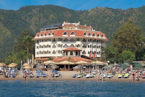 Тур в Fortuna Beach Hotel 4☆ Турция, Мармарис