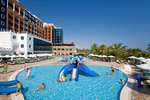 Тур в Kamelya Selin Hotel 5☆ Туреччина, Сіде