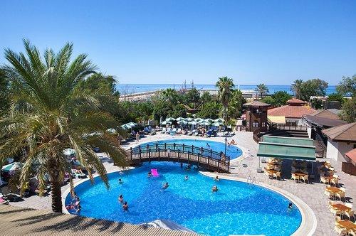 Тур в Seher Resort & Spa 5☆ Турция, Сиде