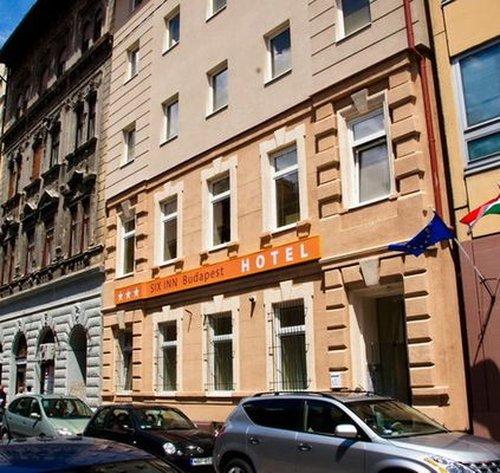 Тур в Six Inn Hotel Budapest 3☆ Венгрия, Будапешт