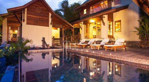 Тур в Enchanted Island Resort 5☆ Сейшельські Острови, о. Мае