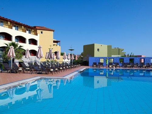 Тур в Eliros Mare Hotel 4☆ Греция, о. Крит – Ханья