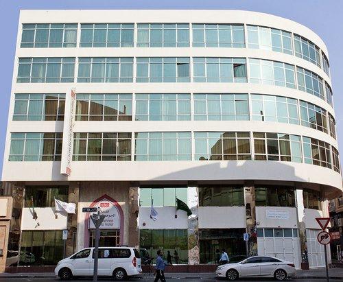 Тур в Al Jawhara Metro Hotel 2☆ ОАЕ, Дубай