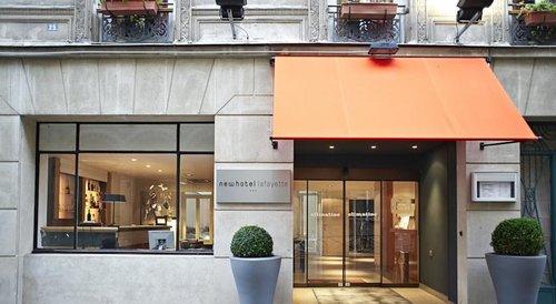 Тур в New Hotel Lafayette 3☆ Франція, Париж
