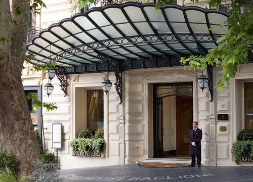 Тур в Regina Baglioni Hotel 5☆ Италия, Рим