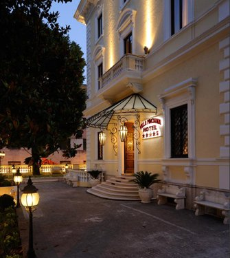 Тур в Villa Pinciana Hotel 4☆ Италия, Рим
