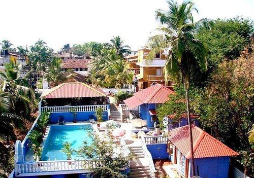 Тур в Mayflower Beach Resort 3☆ Индия, Северный Гоа