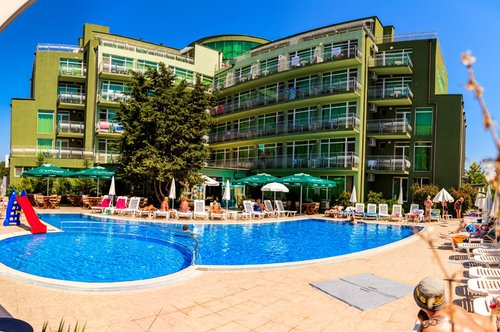 Горящий тур в Boomerang Hotel by HMG 3☆ Болгария, Солнечный берег