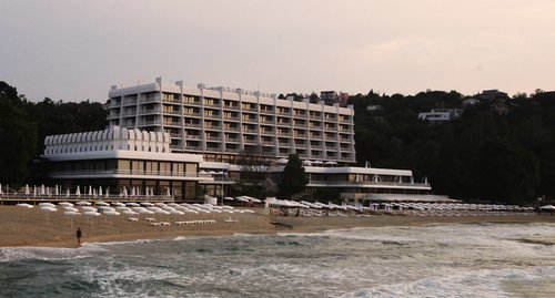 Тур в The Palace Hotel 5☆ Болгарія, Сонячний день