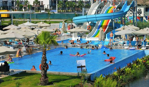 Тур в Jiva Beach Resort 5☆ Турция, Фетхие