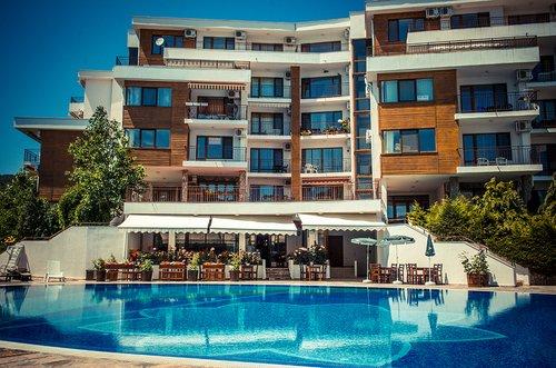 Горящий тур в Messambria Fort Beach 3☆ Болгария, Елените