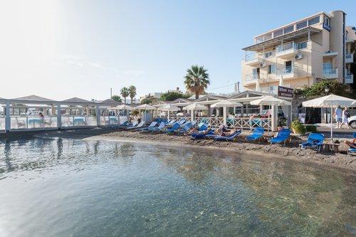 Тур в Akti Olous Hotel 4☆ Греция, о. Крит – Элунда