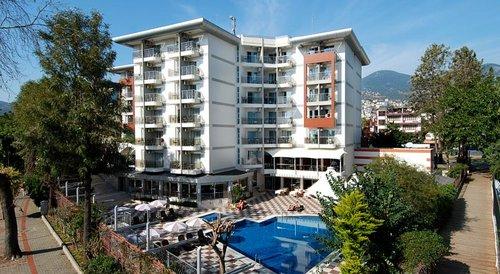 Тур в Grand Okan Hotel 4☆ Турция, Алания