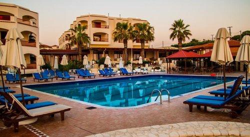 Тур в Caravel Hotel Zante 4☆ Греция, о. Закинф