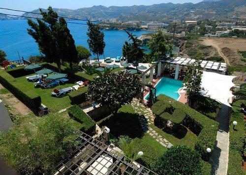 Тур в Eva Mare Hotel & Suites 4☆ Греция, о. Крит – Ираклион