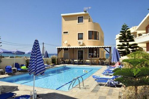 Тур в Niros Beach 3☆ Греция, о. Крит – Ираклион