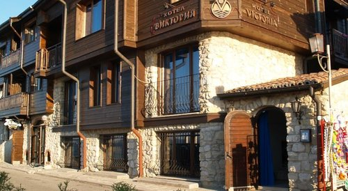 Тур в Victoria Hotel Nessebar 3☆ Болгария, Несебр