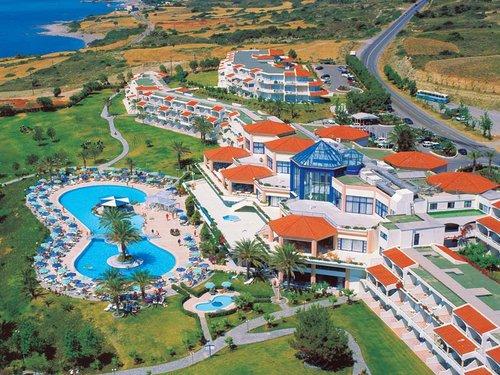 Тур в Rodos Princess Beach Hotel 4☆ Греция, о. Родос