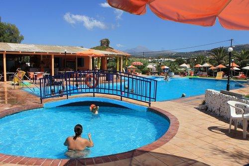 Тур в Varvara's Diamond Hotel 3☆ Греция, о. Крит – Ретимно