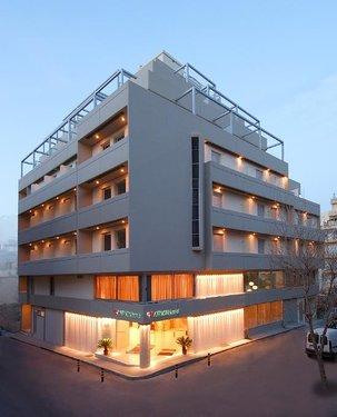 Тур в Atrion Hotel 3☆ Греция, о. Крит – Ираклион