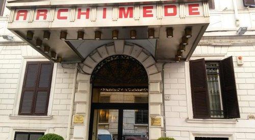 Тур в Archimede Hotel 4☆ Италия, Рим