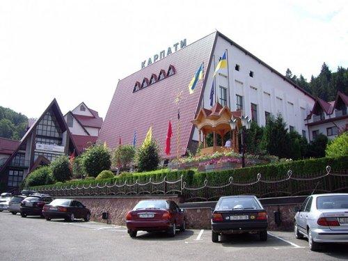 Тур в Карпаты 4☆ Украина - Карпаты, Яремче