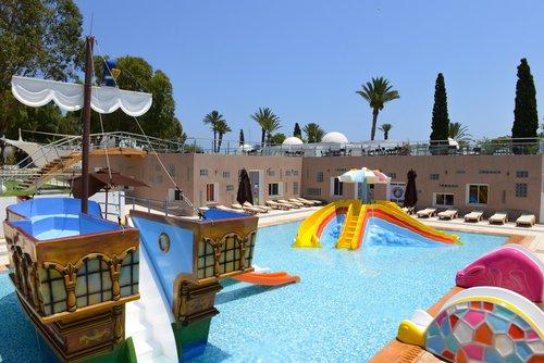 Горящий тур в ONE Resort Aqua Park & Spa 4☆ Тунис, Монастир