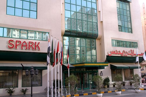 Тур в Spark Residence Deluxe Hotel Apartments 4☆ ОАЕ, Шарджа