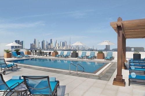 Тур в Hilton Garden Inn Dubai Al Mina 4☆ ОАЭ, Дубай