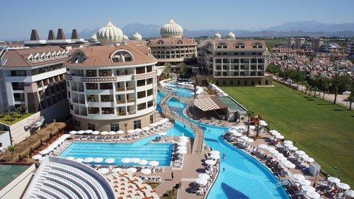 Тур в Kirman Belazur Resort & Spa 5☆ Турция, Белек
