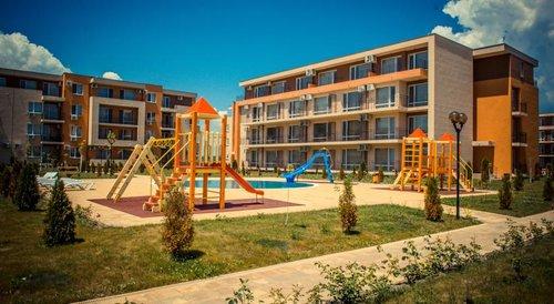 Тур в Orchid Fort Garden 3☆ Болгарія, Сонячний берег
