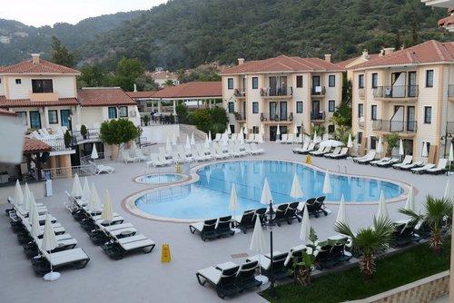 Тур в Marcan Beach Hotel 4☆ Туреччина, Фетхіє