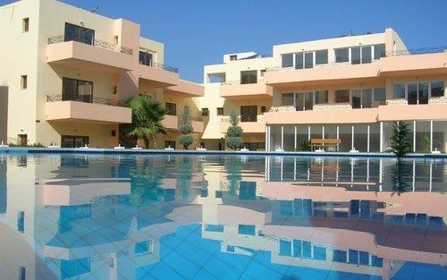 Тур в Kavros Garden Hotel 3☆ Греция, о. Крит – Ханья