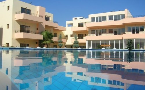 Тур в Kavros Garden Hotel 3☆ Греція, о. Крит - Ханья
