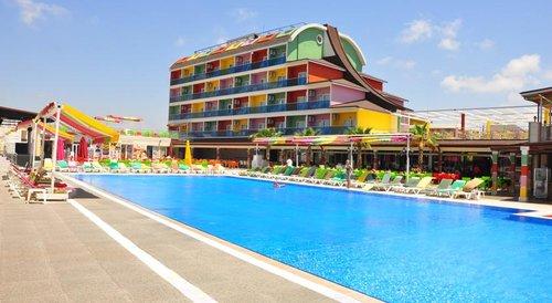 Тур в Blue Paradise Side Hotel 4☆ Туреччина, Сіде