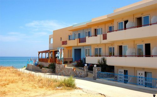 Тур в Danaos Beach 2☆ Греція, о. Крит - Ретимно