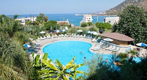 Тур в Lisa Mari Hotel 2☆ Греция, о. Крит – Ретимно
