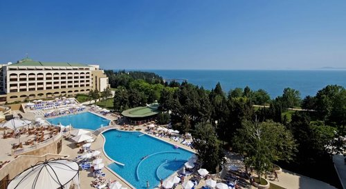 Тур в Sol Nessebar Palace Hotel 5☆ Болгарія, Несебр