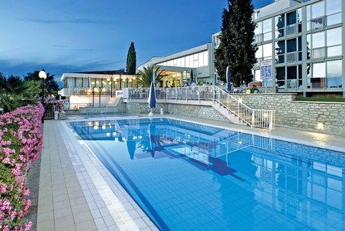 Тур в Zorna Plava Laguna Hotel 3☆ Хорватия, Пореч