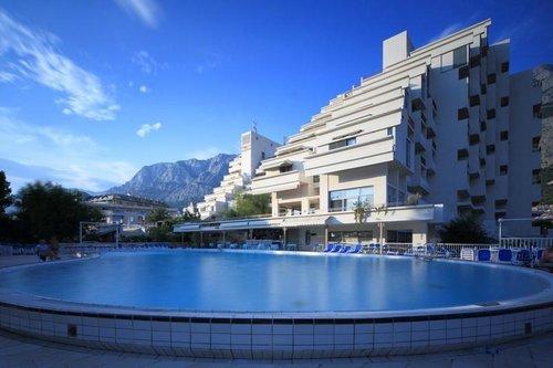 Тур в Meteor Hotel 4☆ Хорватия, Макарска