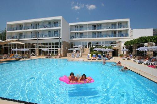 Тур в Bluesun Hotel Borak 4☆ Хорватия, о. Брач