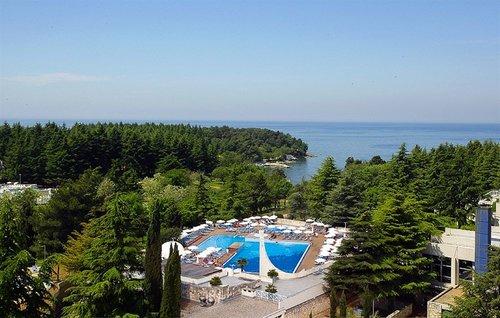 Тур в Crystal Sunny Hotel by Valamar 4☆ Хорватия, Пореч