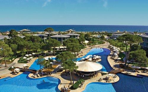 Тур в Calista Luxury Resort 5☆ Туреччина, Белек