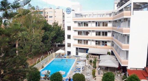 Горящий тур в San Remo 2☆ Кипр, Ларнака